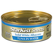 StarKist Selects Solid White Albacore Tuna in Water