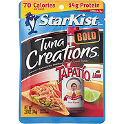 StarKist Tuna Creations Bold Tapatio Pouch