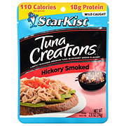 StarKist Tuna Creations Chunk Light Hickory Smoked Tuna Single Serve Pouch