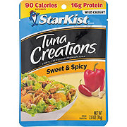 StarKist Tuna Creations Chunk Light Tuna Sweet & Spicy Single Serve Pouch