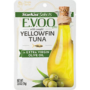 StarKist Yellowfin Tuna in Extra Virgin Olive Oil Pouch