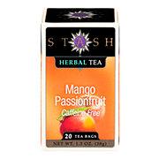 Stash Premium Mango Passionfruit Caffeine Free Herbal Tea Bags