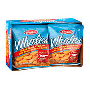 Stauffer's Cheddar Whale Crackers Caddy