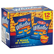 Stauffer's Cheddar Whales Baked Snack Crackers