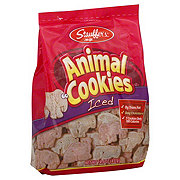 Stauffer's Iced Animal Cookies