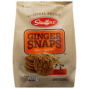 Stauffer's Original Recipe Ginger Snaps