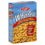 Stauffer's Whales Baked Snack Crackers