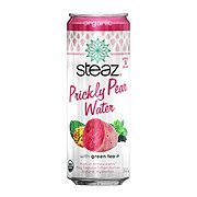 Steaz Cactus Water with Green Tea