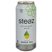 Steaz Iced Teaz Zero Calorie Half and Half Green Tea With Lemonade