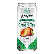 Steaz Organic Iced Green Tea Grapefruit Honey