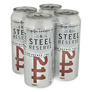 Steel Reserve 211 High Gravity Lager 16 oz Cans