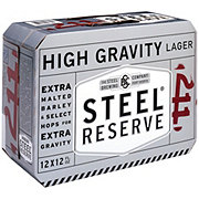 Steel Reserve 211 Lager 12 oz Cans