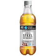 Steel Reserve 211 Lager Bottle