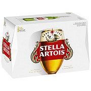 Stella Artois Belgian Lager Beer 11.2 oz Bottles