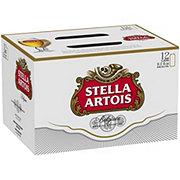Stella Artois Belgian Lager Beer 11 oz Cans
