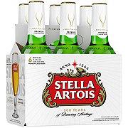 Stella Artois Premium Lager Beer 11.2 oz Bottles