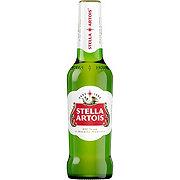 Stella Artois Premium Lager Beer Bottle