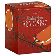 Stella Mare Cranberry Tangerine Soy Candle