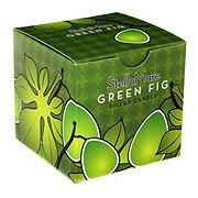 Stella Mare Green Fig Pillar Candle