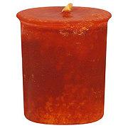 Stella Mare Italian Orange Votive Candle