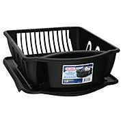 Sterilite Black Sink Set
