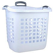 Sterilite Wheeled Laundry Basket