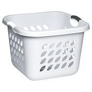 Sterilite White Ultra Laundry Basket