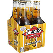 Stewart's Fountain Classics Cream Soda Real Sugar