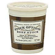 Stock Options Classic Beef Stock