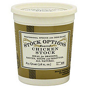 Stock Options Roasted Chicken Stock