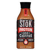 Stok Protein Cold Brew Coffee Espresso