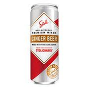 Stoli Ginger Beer 12 oz Cans
