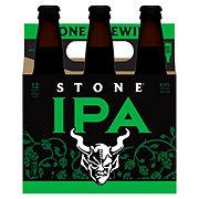 Stone Indian Pale Ale  Beer 12 oz  Bottles
