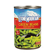 Stone Mountain Green Beans Mixed Short Cut