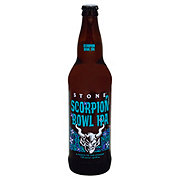 Stone Scorpion Bowl IPA Beer Bottle