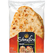 Stonefire Garlic Naan