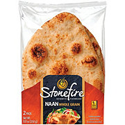 Stonefire Whole Grain Naan