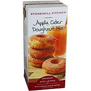 Stonewall Kitchen Apple Cider Doughnut Mix