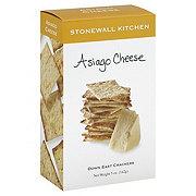 Stonewall Kitchen Asiago Cheese Down East Crackers