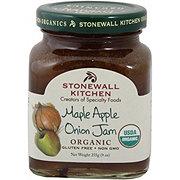 Stonewall Kitchen Organic Maple Apple Onion Jam