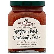 Stonewall Kitchen Raspberry Peach Champagne Jam
