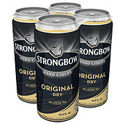 Stongbow Dry Cider 16.9 oz Cans