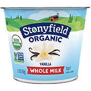 Stonyfield Nonfat French Vanilla Yogurt