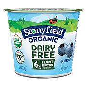 Stonyfield O'Soy Blueberry Soy Yogurt