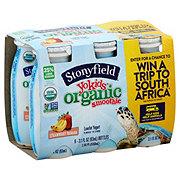 Stonyfield YoKids Strawberry Banana Smoothie