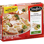 Stouffer's Chicken Fettuccini Alfredo