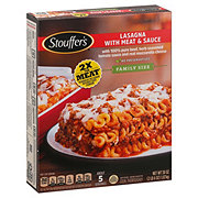 Stouffer's Classics Lasagna with Meat & Sauce Family Size