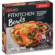 Stouffer's Fit Kitchen Bowls Rotisserie Seasoned Turkey