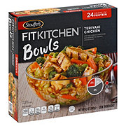 Stouffer's Fit Kitchen Bowls Teriyaki Chicken