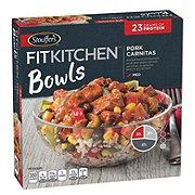 Stouffer's Fit Kitchen Pork Carnitas Bowl